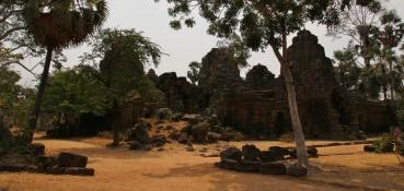 Tonle Bati: schöne kleine Anlage