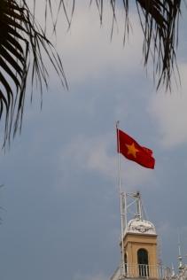 """Willkommen in """"Ho-Chi-Minh City"""" (HCMC) oder auch """"Saigon"""""""