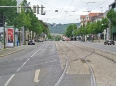 Noch mal nach Kassel: auch dort: alles wie gemalt.