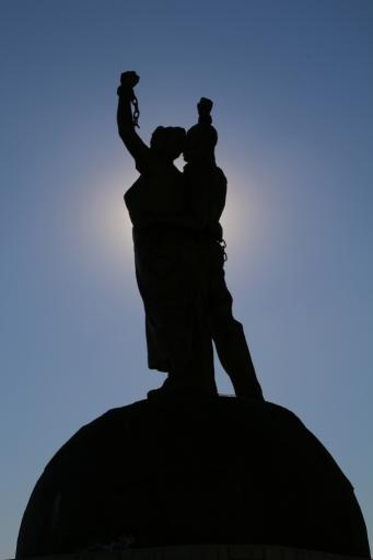 Unabhängigkeits-Denkmal.
