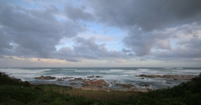 Die Küste von Südafrika ist immer gut für schöne Bilder.