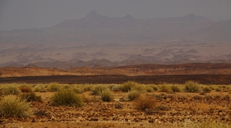 Im Süden von Afrika gibt es unzählige imposante Gebirgsketten.