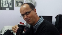 """Carsten probiert """"Mate Tee"""" (... geht so...)"""