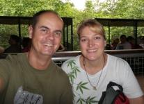 Warten gehört dazu... zu Iguazu ;-)