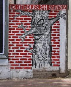"Viel ""Street Art""."