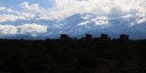 Schaut Euch das Panorama im Hintergrund genau an (da kann man sehen, wie groß die Anden sind...)!