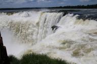 """Nicht schlecht! ... und das ist nur einer von sehr vielen Abschnitten der """"Iguazu Falls""""..."""