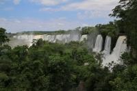 Eine Flanke der Waterfalls.