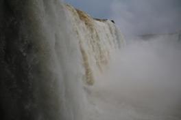 Hier: noch mehr Wasser - sehr beeindruckend!