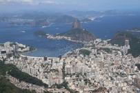 Rio! So habe ich mir das vorgestellt und mir seit vielen Jahren gewünscht, dort einmal runterzuschauen - toll!