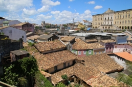 Blick über die Dächer der Altstadt.