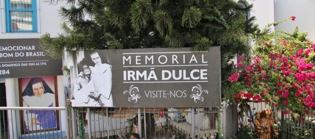 Irma Dulce - eine berühmte brasilianische Ordensfrau und Helferin für die Armen.
