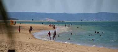 Beaches gibt es reichlich, nicht alle sind sehr schön :-(