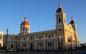 Catedral de Granada aus der Nähe