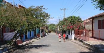 Straße von Granada