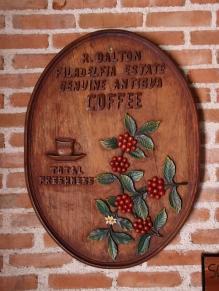 "Kaffeeplantage von ""R. Dalton"""