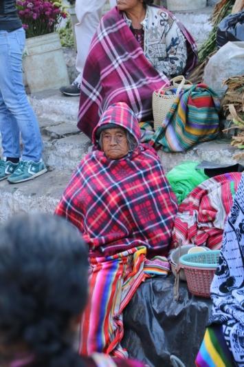 in diesem Teil von Guatemala ist der Einfluss der Maya noch deutlich zu erkennen