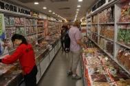 Süßwaren mal ganz anders ... wäre interessant für www.21snacks.com (hihi)