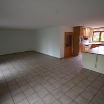 Wohn-/Esszimmer / Küche